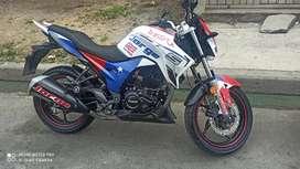 Venta de moto tuko cc150 matriculada al día año 2020