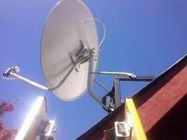 Soporte Digital  61w  70w 81w Triple Sat