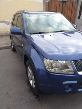 Vendo grand vitara sz año 2009 full