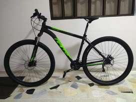 Bicicleta GW Escorpión nueva, marco en aluminio, rin 29 marco 19 pulgadas