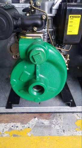 Motobomba diesel