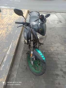 Moto ronco agressor 200