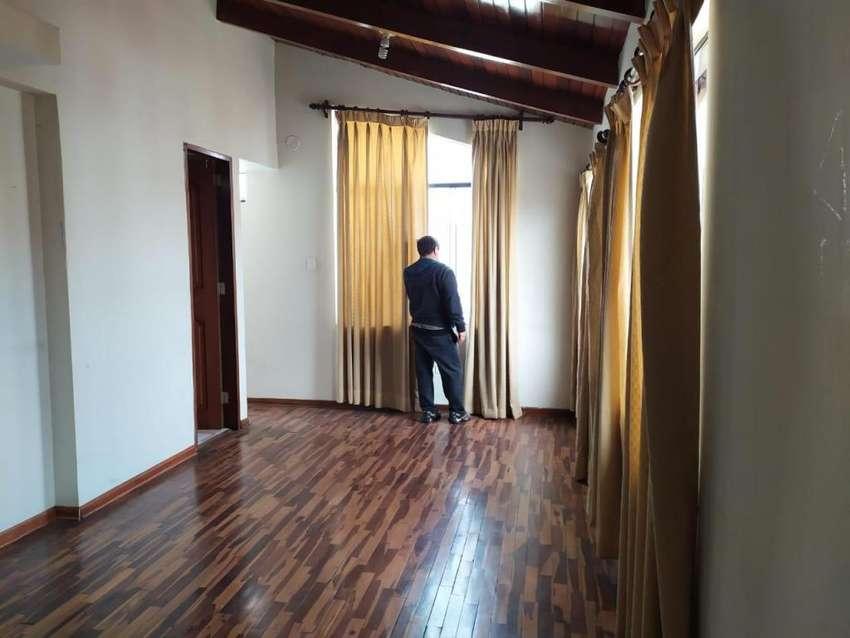 Alquiler de Departamento en el Jr. Bogotá, Urb. Santa Patricia I, La Molina 0