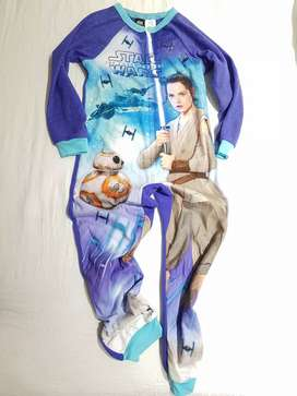 Pijama Star Wars talla 7/8