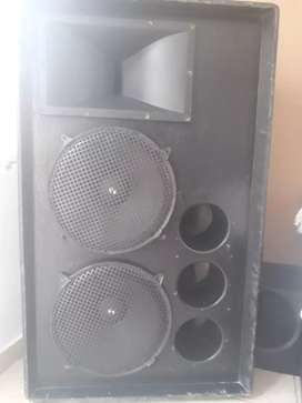 Vendo equipo audio completo