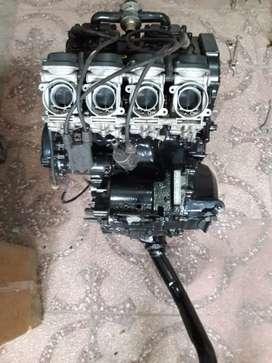 Se vende motor kawasaki zx6r
