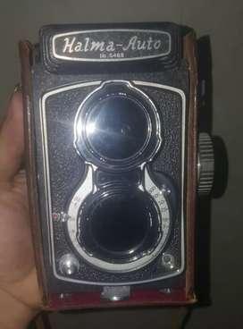 Vendo antigua cámara HalmaAuto