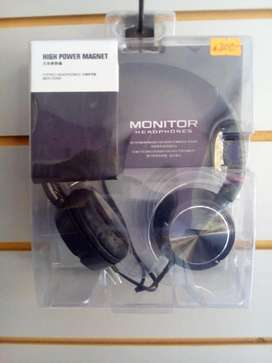 AURICULARES GRANDES MONITOR