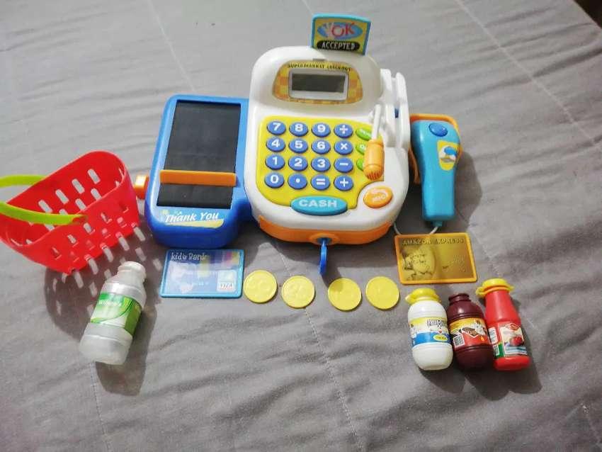 Caja registradora de juguete 0