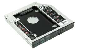 Cajas Adaptador Bandeja para Dell HP Lenovo ThinkPad Acer Gateway ASUS Sony Samsung MSI Laptop