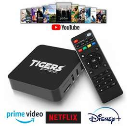 Tv Box Smart TV 1+8GB