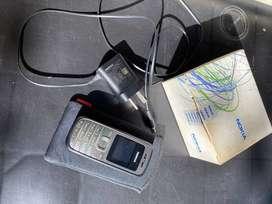 Teléfono celular Nokia 1208 para colección o repuestos