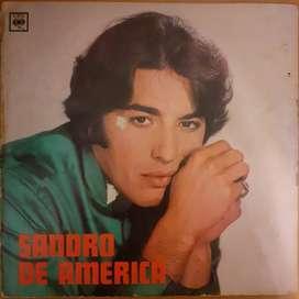 """Vinilo: """"Sandro de America"""""""