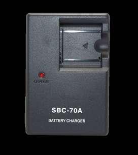 Cargador Para Camara Samsung Sbc-70a Para Sl605 Sl630 St100