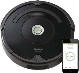 Aspiradora Robot Irobot Roomba 671 Con Conectividad Wi-fi