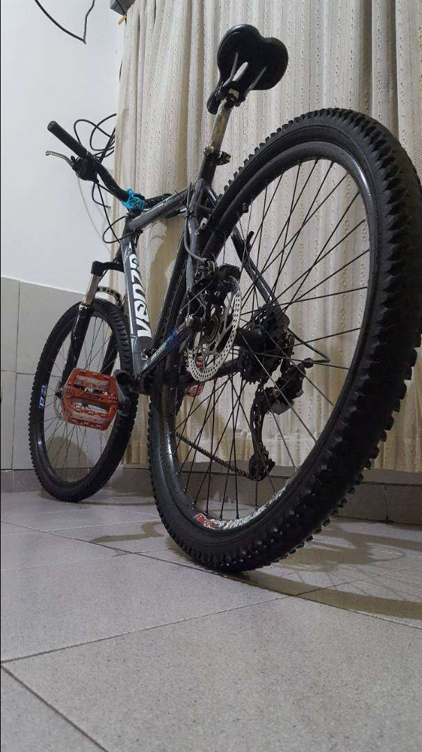 Bicicleta venzo 0