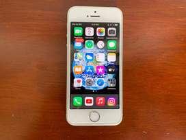 IPHONE SE excelente Apple - Negociable