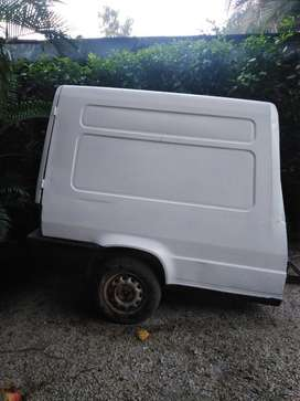 Se Vende Carreta Ideal para Bodega Movil