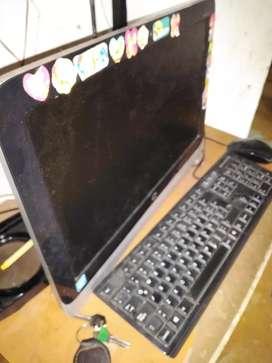 Computador de de mesa HP