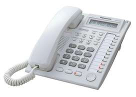 Teléfono Panasonic modelo KXT7730