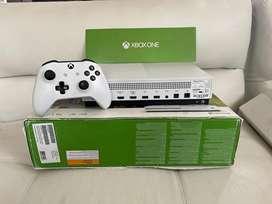 Vendo Xbox One S 1tb estado 10/10