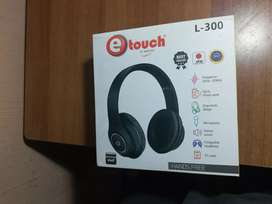 Auriculares Etouch Bluetooth