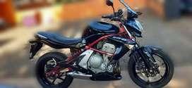 Vendo Kawasaki era 650cc EN impecable