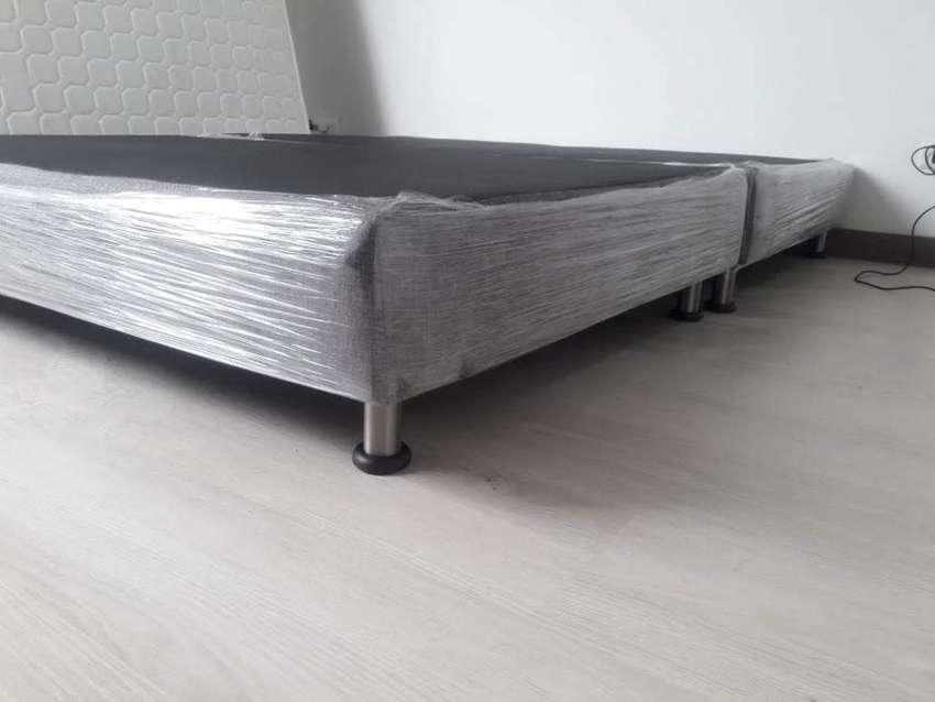Basecama 160x190 Dividida Nuevas 0
