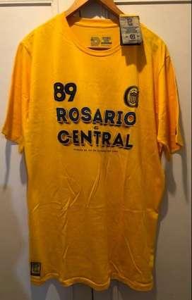 Remera ROSARIO CENTRAL / De Tienda Oficial / NUEVA