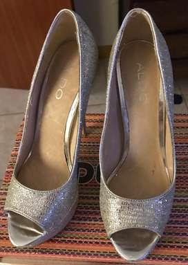 Zapatos Aldo Nuevos N 38 sin uso