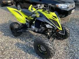 Cuadron Yamaha Raptor 700R
