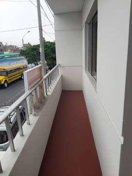 Ocasion Vendo Departamento 2do Piso Carmen de la Legua - Callao
