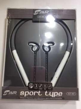 Audifonos/auriculares inalambricos J&R