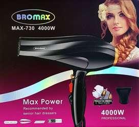 Secador De Pelo Bromax Max-735 Advanced Technology