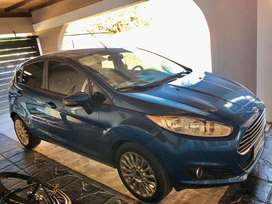 Vendo Ford fiesta kinetic