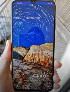 Samsung A70 de 128GB, 1 mes de uso
