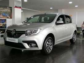 Renault Sandero ZEN 2022, Seguro todo riesgo GRATIS con SURA, Crédito Fácil, Cédula y listo