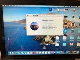 Macbook pro i7 ssd 500