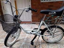 Vendo bicicleta monareta 10 de 10