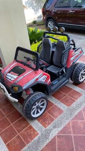 Jeep Polaris Peg Perego para niños
