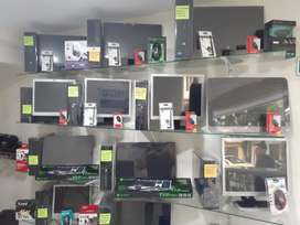 Intel core i3 monitor led