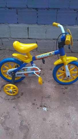Vendo bici sin uso