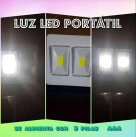 Luz Led Pörtatil