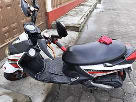 Moto bultaco storm 175cc
