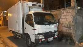 camión marca hino dutro 3.5 TN 512 ...20.000