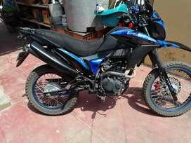 Venta de moto Lifan