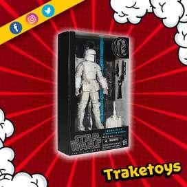 Figura de Boba Fett Prototype Armor The Black Series de Star Wars