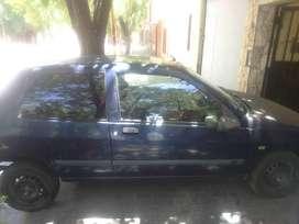 Vendo Renault Clio RL 3 puertas modelo 98