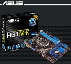 SÚPER combo para empezar en gaming o uso de oficina, negociable; Board Asus con core i5, 8gb de Ram y 2gb de gráfica