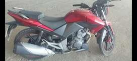 Vendo zanella RX1  200cc mod.2016